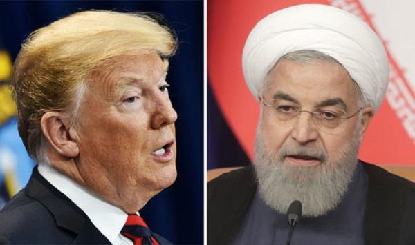 iran  will want to talk soon  trump