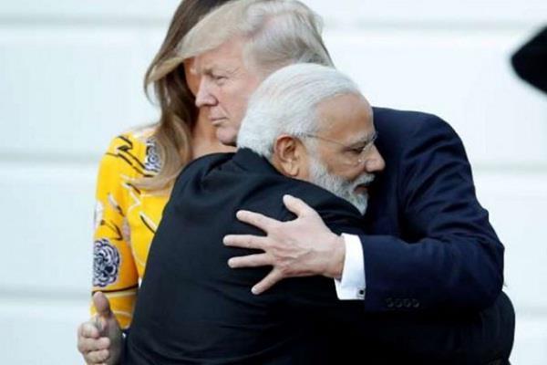 america president donald trump narendra modi lok sabha elections