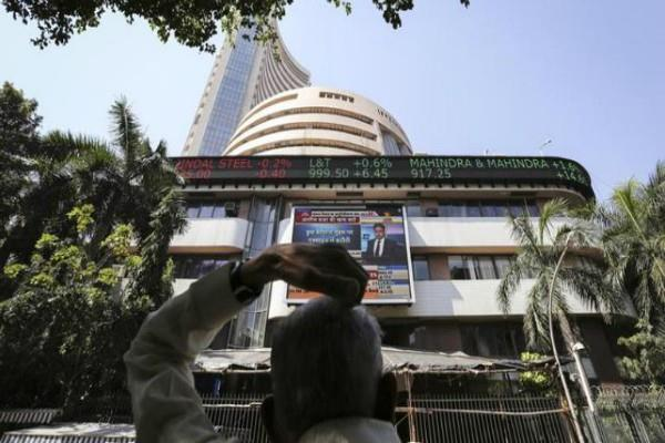 stocks closed with losses sensex 247 points and nifty jumps 66 points
