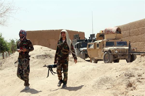 us air strike kills at least 17 police southern afghanistan