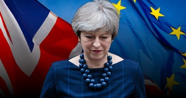 brexit crisis minister quits piling pressure on may