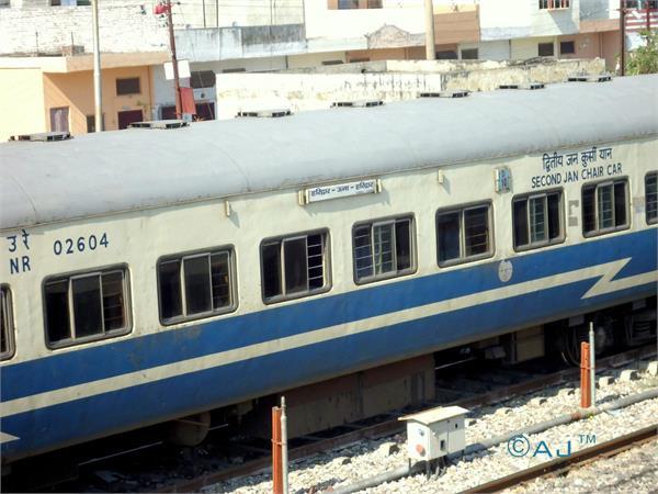 dispute in train