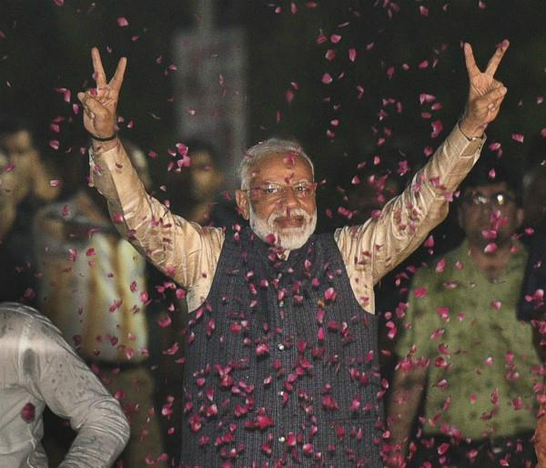 modi will take oath as pm post on may 30