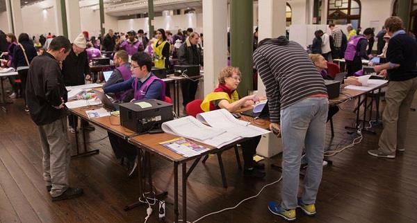 voting begins in australia general election