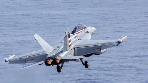 naval aircraft crashed in america