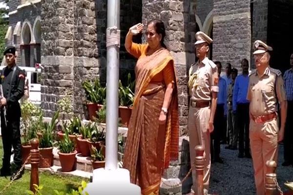 governor reached nainital