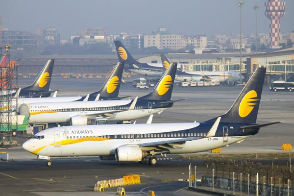 jet airways cfo amit agrawal quits