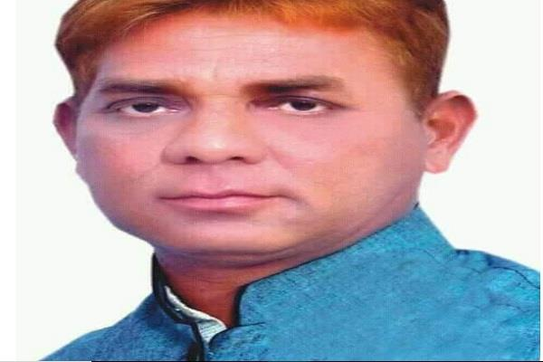 minister lakhan ghanghoria in shock brother dies after long illness