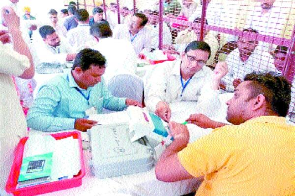 counting 4 assembly constituencies of sirsa