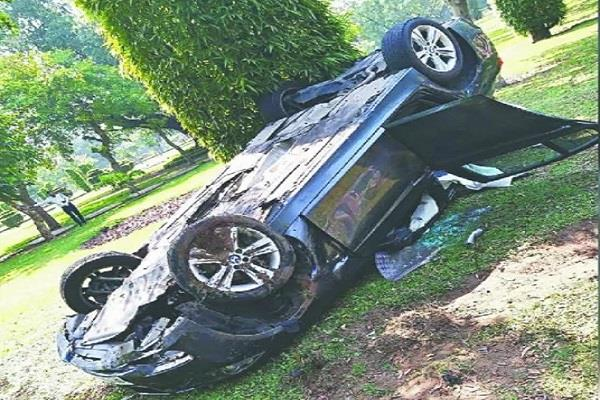 2 youth died in road accident
