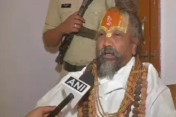 hatha yoga of computer baba increases congress s difficulties