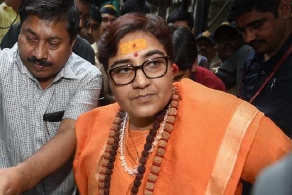 pragya thakur two other accused get bail from court