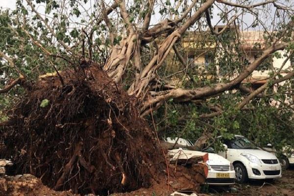 odisha destroyed by cyclone fani