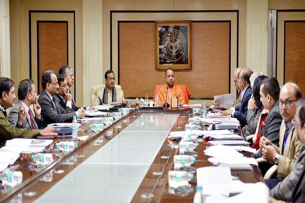 up cabinet meeting today