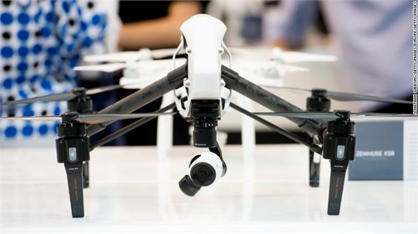 dhs warns of strong concerns that chinese made drones are stealing data