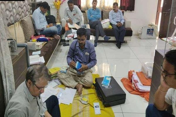 unearthing unauthorized property of millions in lokayukta raid engineers