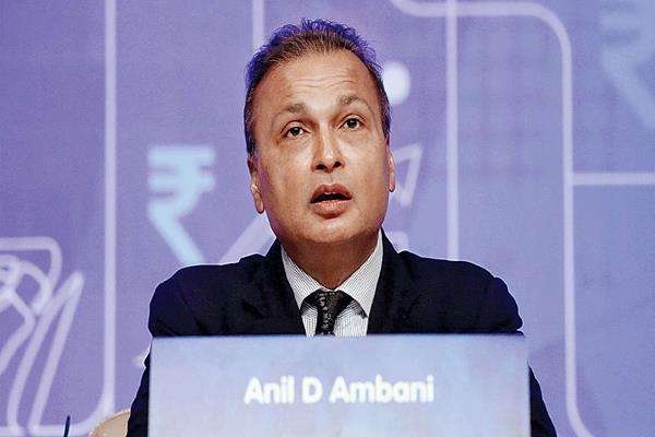anil ambani s company launches bankruptcy deal against rcom