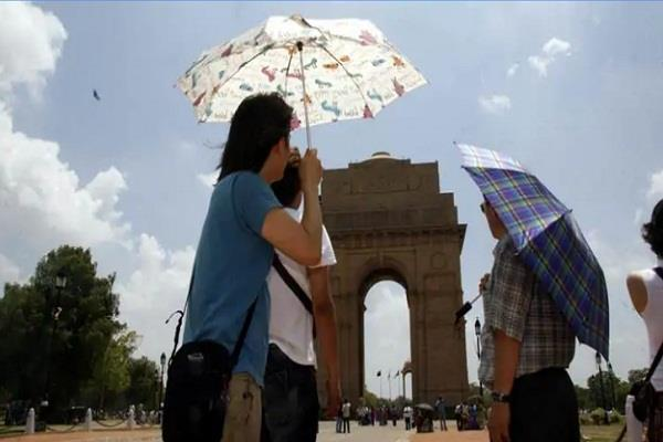 weather alert for next three dasy in delhi and ncr
