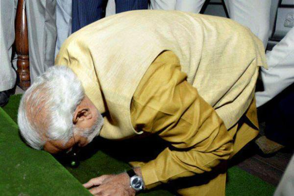 26 may  narendra modi took oath on the day of prime minister post