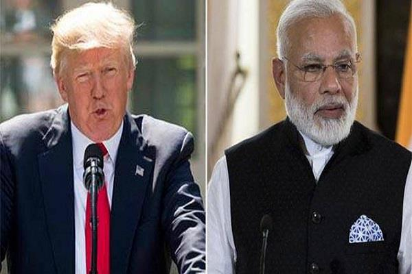 india on target of us after china