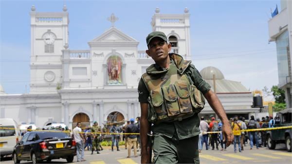srilanka blasts wife of suicide bomber gives birth to baby