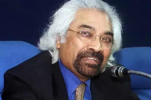 sam pitrota expressed objection on pm modi s remarks on rajiv gandhi