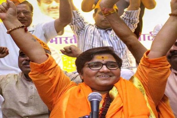 after 72 hours of banishment sadhvi pragya singh