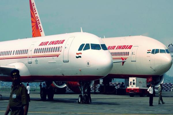 air india warns employees do not talk to media without permission