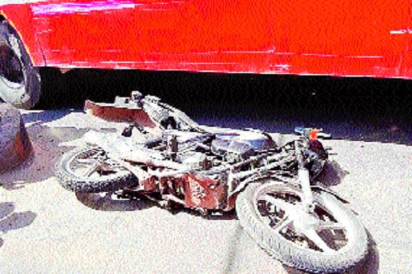 bus and bike collision of transport committee