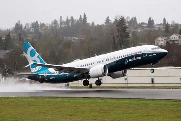 737 max aircraft complete the work related to software updates