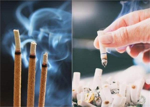 Health Alert! सिगरेट से ज्यादा खतरनाक है घर में फैला यह धुआं, फेफड़ों के लिए घातक