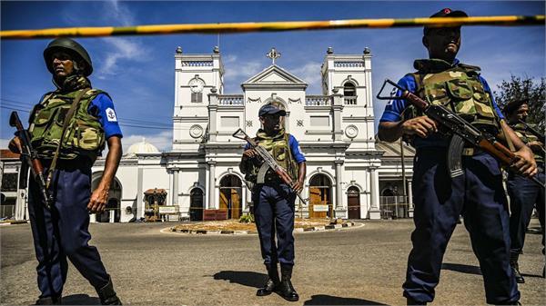 srilanka blasts principle and a teacher arrest linked with ntj