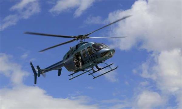 7 venezuelan military officers die in helicopter crash