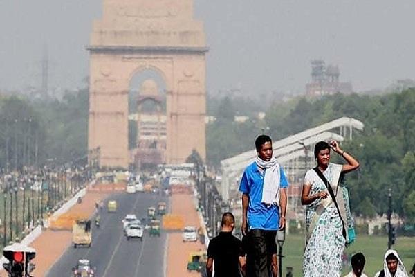 heat wave start in delhi