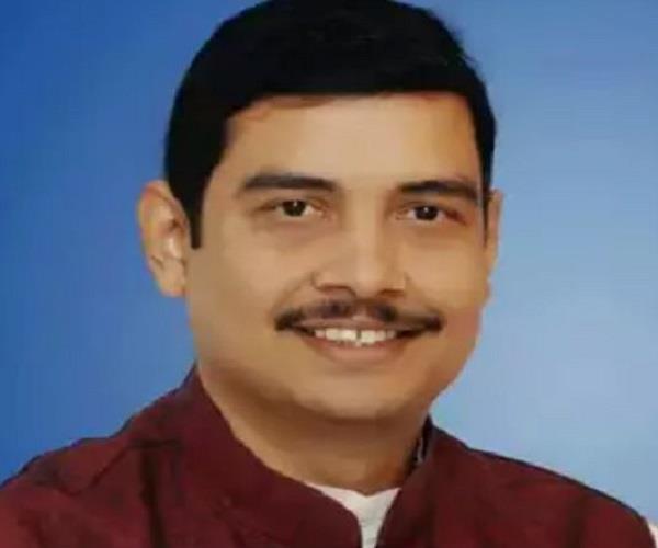 atul rai the newly elected mp of bsp