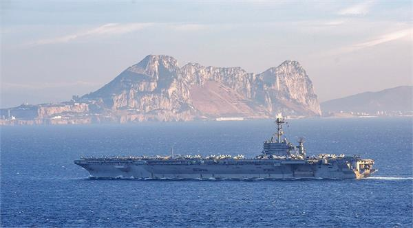 us warns china russia against aggression in arctic region