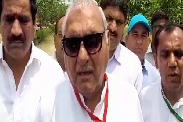 hooda supporters stay in the game of change of team