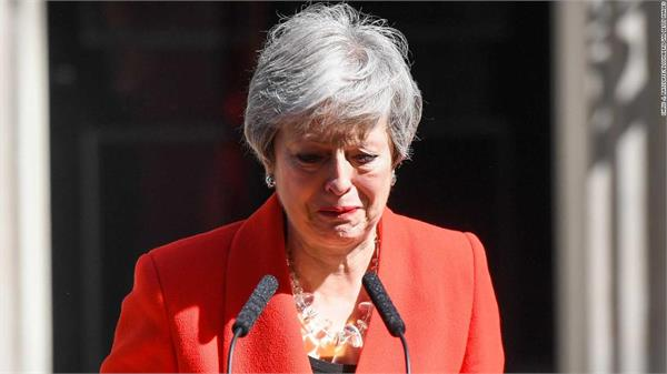 theresa may quits uk set for new pm by end of july