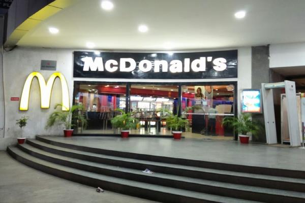 mcdonald made changes in the menu will not be found in these products