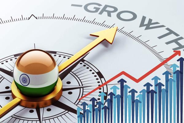 india s economic growth rate is 7 1