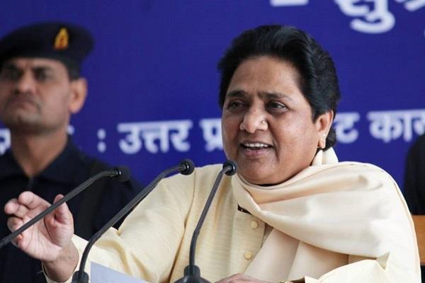 mayawati target prime minister narender modi