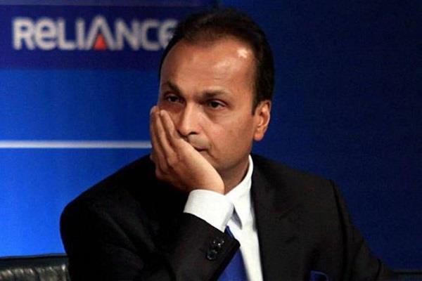 anil ambani seeks help from modi government