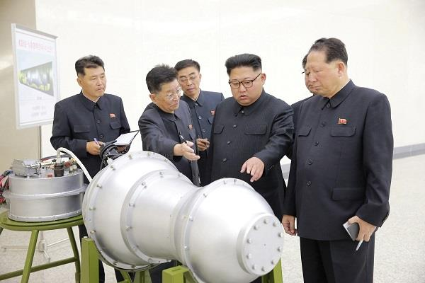 appeal of 70 countries from north korea destroy your nuclear weapons
