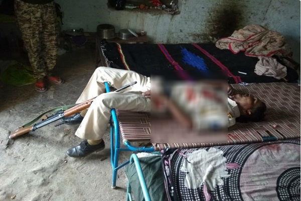 sf jawan shot himself dead police investigating suicide