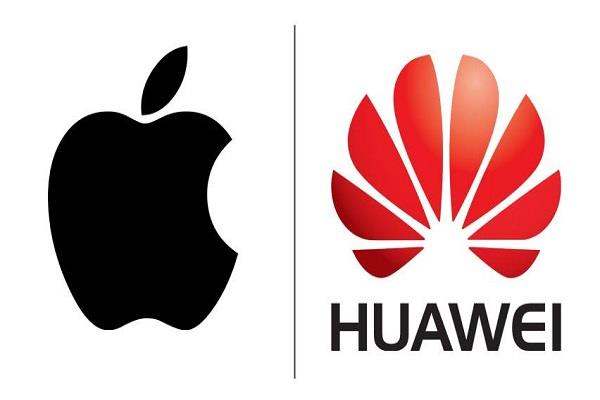 huawei is the second biggest company to sell a smartphone