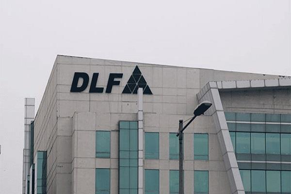 dlf transferred the land of 330 crore to joint venture with gic