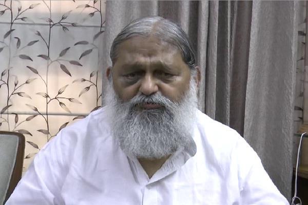 navjot should be included in tehrik i insaf of pakistan anil vij