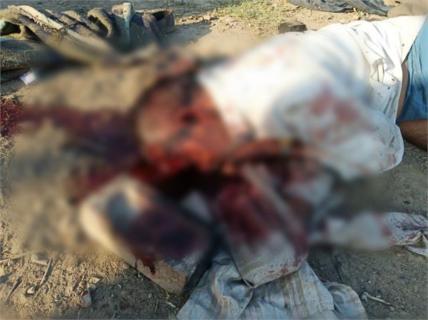 murder in yamunanagar