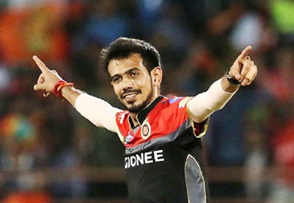 यजुवेंद्र चहल की IPL में 100 विकेट पूरी, सबसे तेज की लिस्ट में रहे इस स्थान पर - yuzvendra chahal completed 100 wicket in ipl - Sports Punjab Kesari