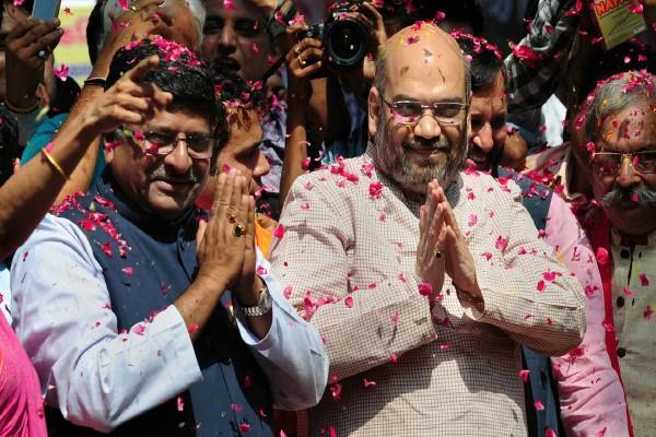 amit shah ravi shankar prasad and kanimozhi resign from rajya sabha